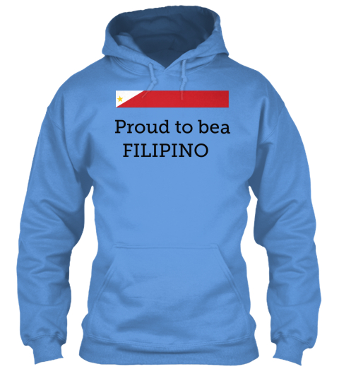 i am proud to be a filipino I am proud to be a filipino by toribia mano i am a filipino, i come from islands  rippled with sun where days are green fires and nights are warm with moons.
