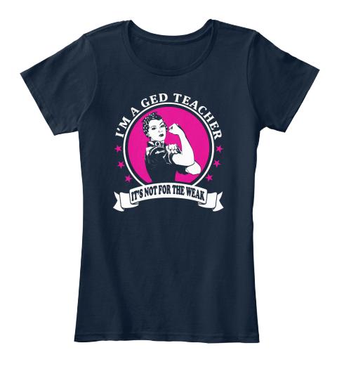 Ged Teacher Women's T-Shirt from Teacher | Teespring
