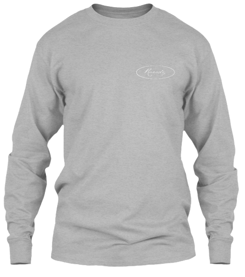 Brews Sport Grey Long Sleeve T-Shirt Front