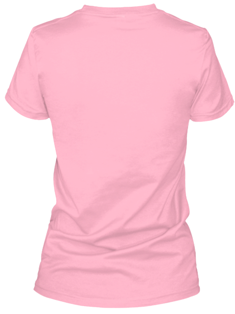 It'S A Donna Thing (Ltd. Edition) Pink T-Shirt Back