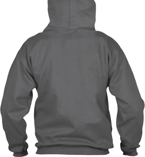 Awt Logo Sweatshirts Dark Heather Sweatshirt Back
