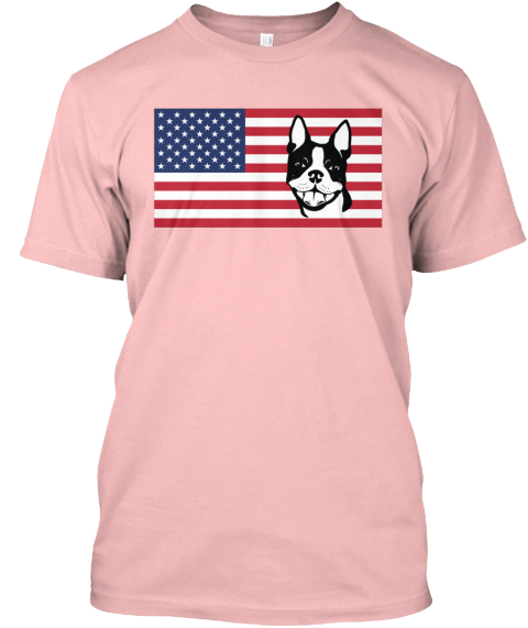 Patriotic boston terrier t shirt from dixie 39 s tees teespring for Boston rescue 2 t shirt