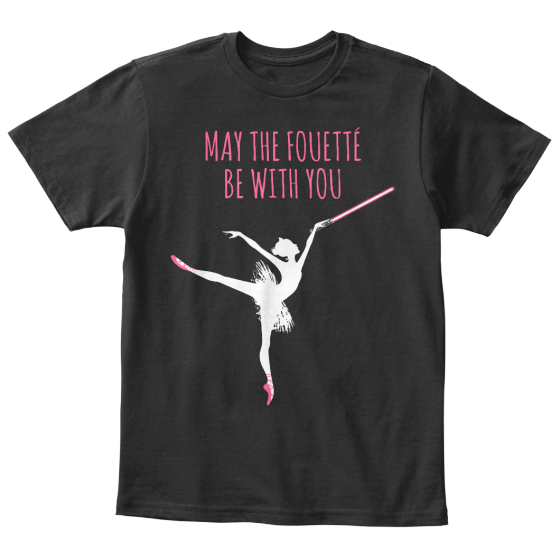 **Children's Ballet   May The...* T-Shirt Front