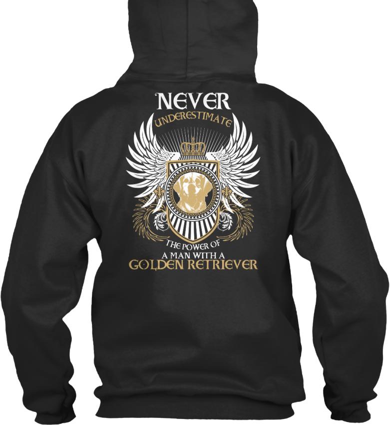 Modifier hoodie jamais standard retriever un Homme avec golden Ltd C7Rawa