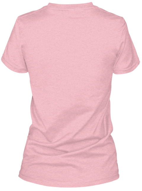 It'S A Leslie Thing Pink T-Shirt Back