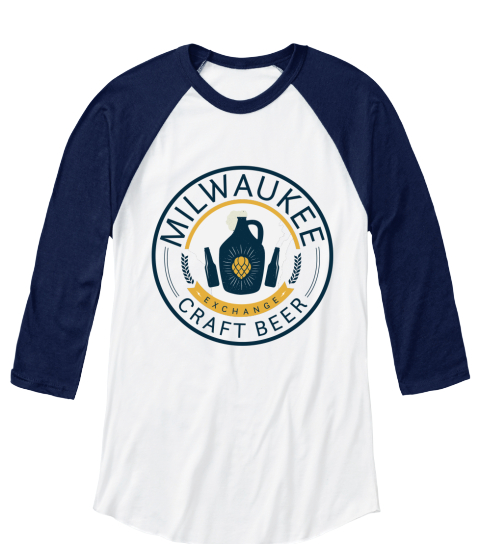 Milwaukee craft beer exchange t shirts products teespring for Craft brewery t shirts