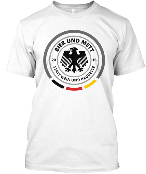 bier und mett t shirt teespring campaign. Black Bedroom Furniture Sets. Home Design Ideas