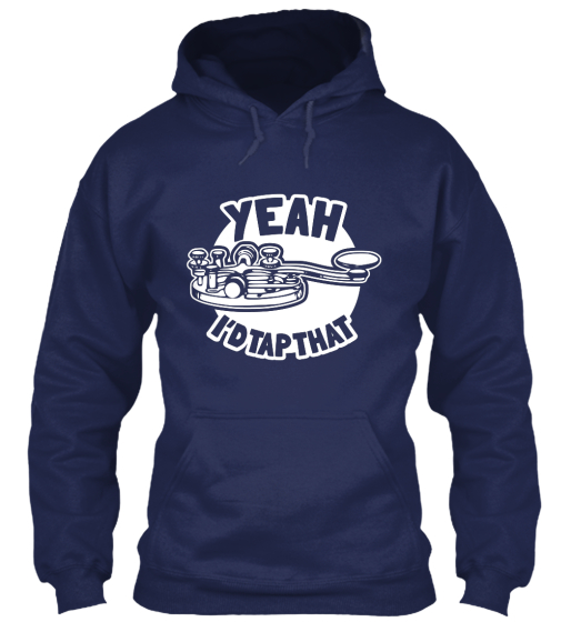 Yeah...I'd Tap That! Sweatshirt Front
