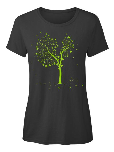 Herzbaum T-Shirt