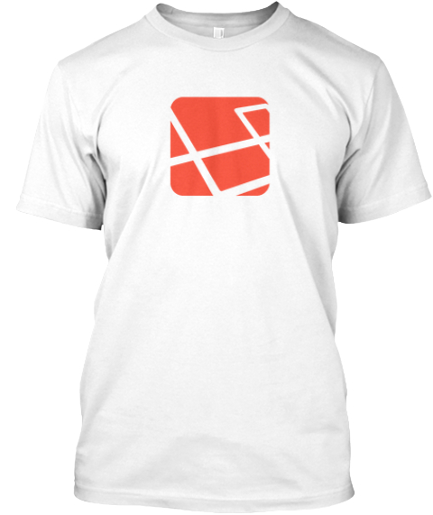 Laravel 4   The Shirt White T-Shirt Front