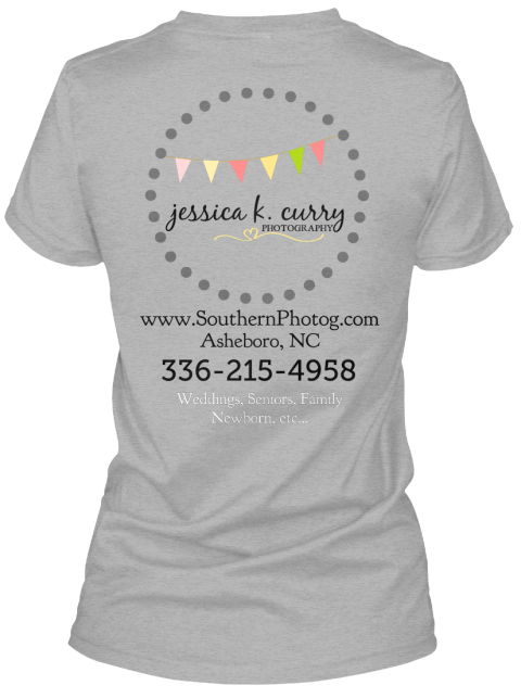 Www.Southern Photog.Com Asheboro, Nc 336 215 4958 Weddings, Seniors, Family Newborn, Etc... Sport Grey Women's T-Shirt Back