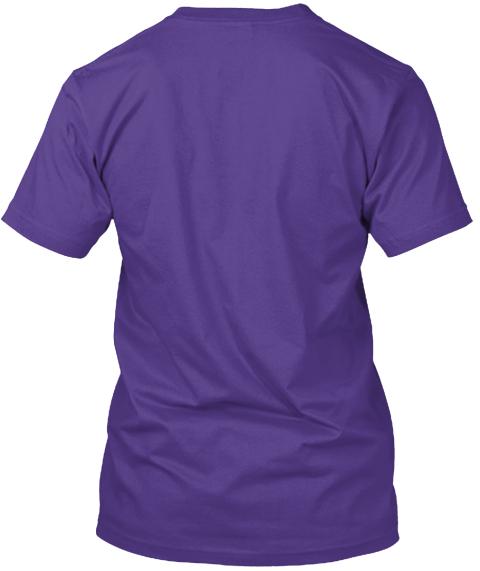 Na Purple T-Shirt Back