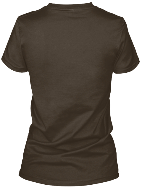 For 1 Year Old Safara Chloee's Liver Dark Chocolate T-Shirt Back