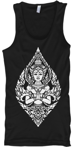 Thai Tank Top Front