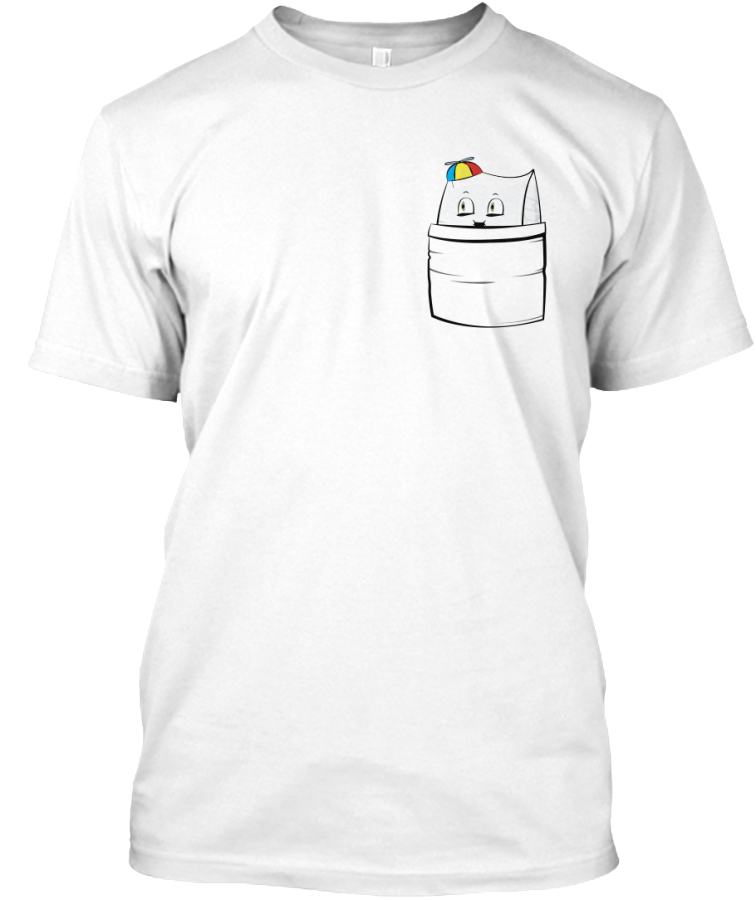 Smii7y S Milk Bag Pocket Shirt Na Teespring Campaign