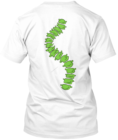 cee67b3a Support Your Local Scoliosis Warrior Products | Teespring