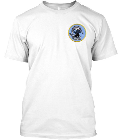 Ssh671 White T-Shirt Front