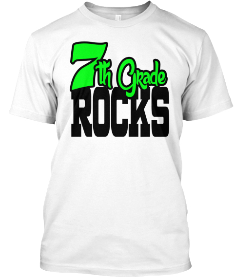 7th Grade Rocks Teache...