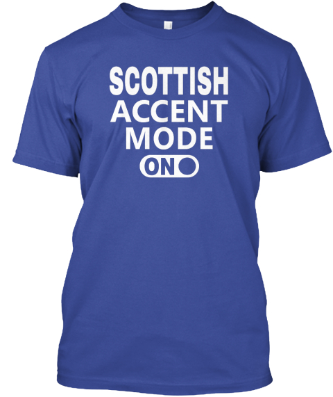 how to talk in a scottish accent