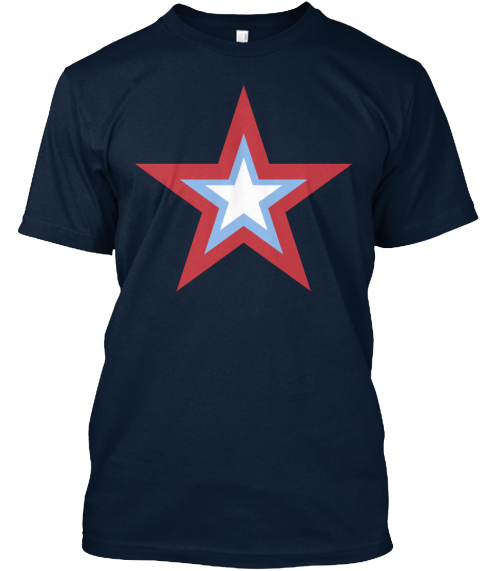 49ead93c71ed T Red White Blue Star Patriotic Products from American Patriot Flag ...