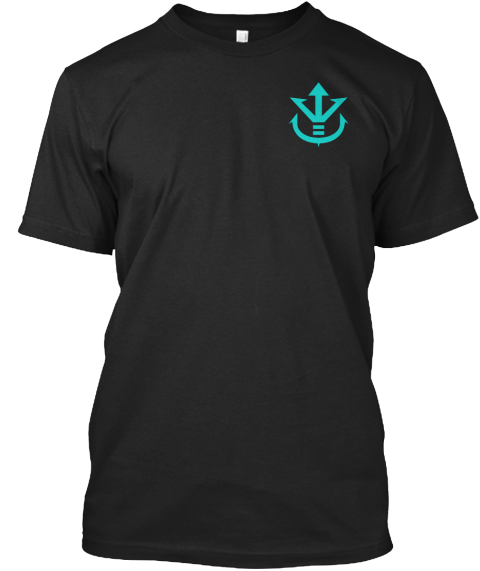 Limited Edition Black T-Shirt Front