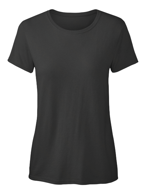 Swimming   Limited Edition Black Women's T-Shirt Front