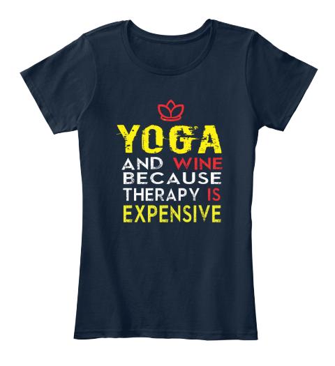 yoga t shirts funny