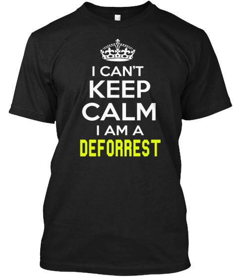 DEFORREST calm shirt