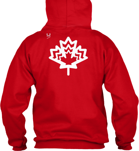 Canada 150 CANADA DAY 15 Sweatshirt From RedMooseFace