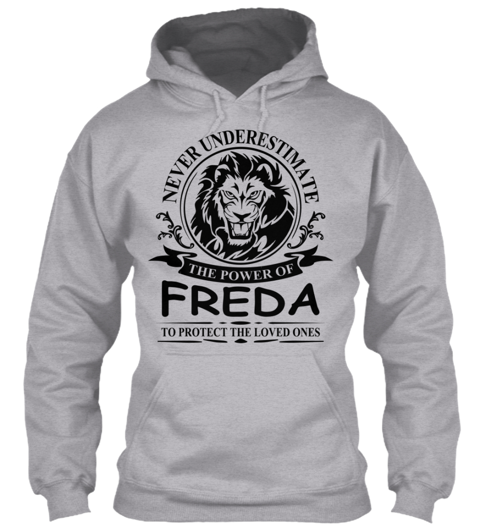 This is What an AWEASOME Freeda Looks Like Hoodie Black