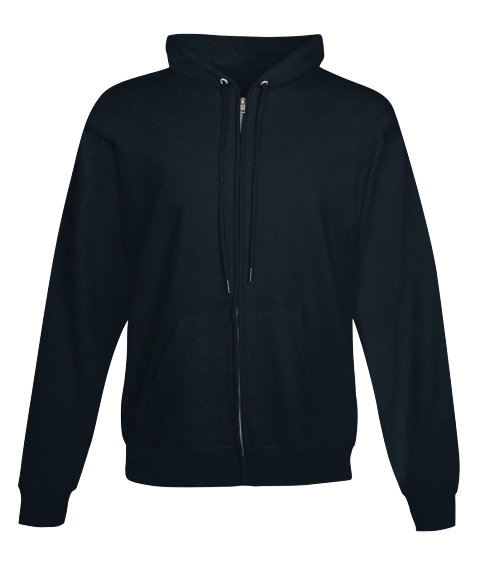 Dont Stop Hoddie French Navy Sweatshirt Front