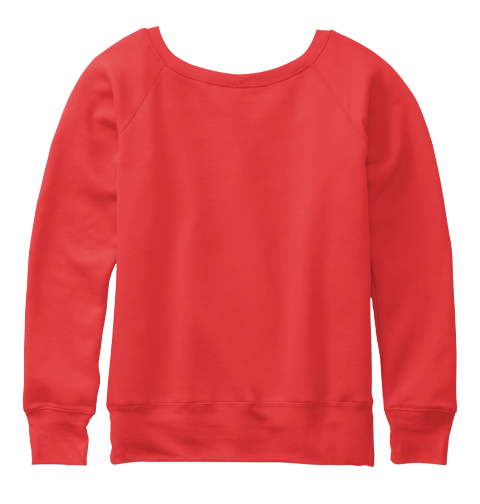 Sen16 Rs Class Of 2016 Red Sweatshirt Back