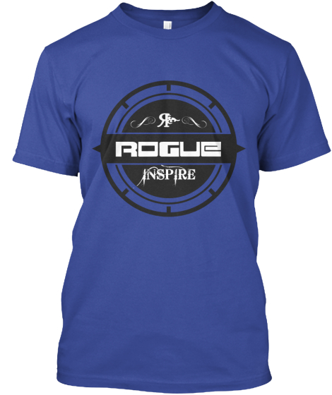 Rogue Inspire T-Shirt Front