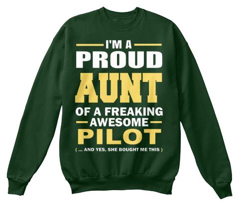 proud aunt