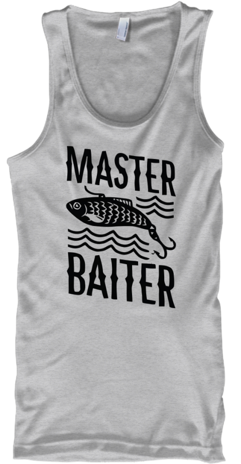 29c2d6ec Master Baiter - Master baiter Products from Fishing Tshirt | Teespring