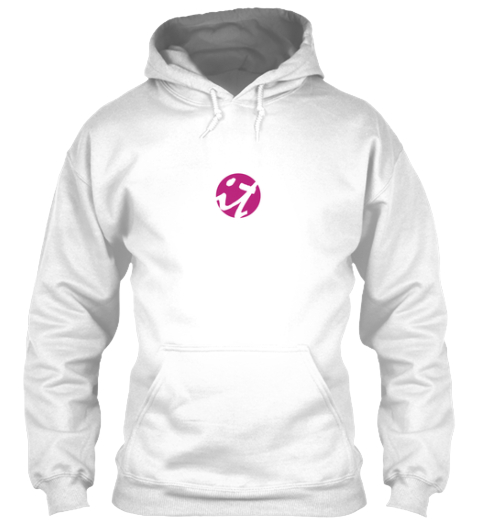 Limited Edition Hatche Dit.Com Sweatshirt White T-Shirt Front