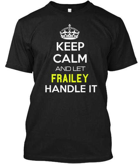 FRAILEY calm shirt
