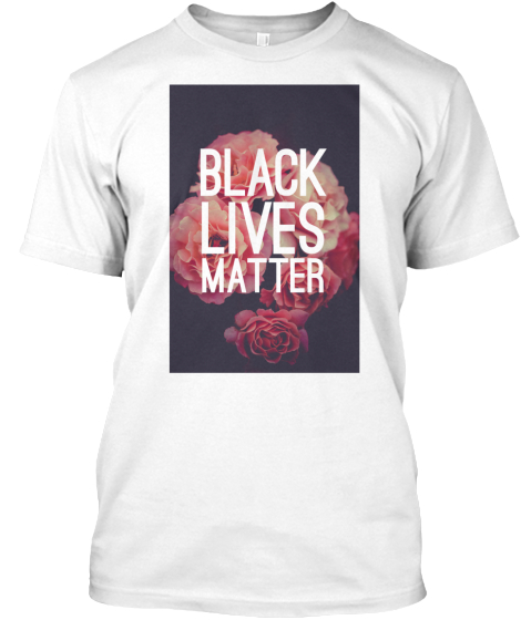 Black Lives Matter T-Shirt Front