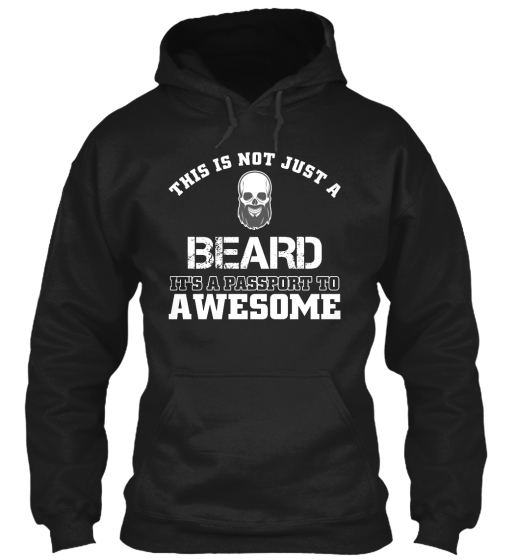 [Limited Edition] Beard Awesome