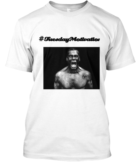 Tuesday Motivation T-Shirt LImited
