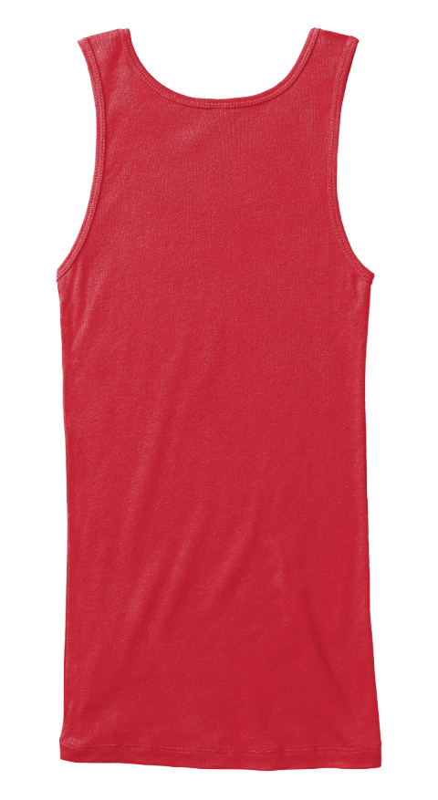 4ct N0w Red Women's Tank Top Back