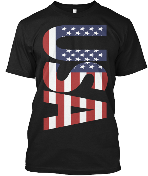 Funny Usa Flag - USA Products from Funny USA Flag T-shirts | Teespring