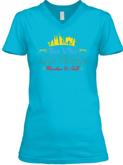 Las vegas custom t shirts for women rock n roll las for Custom t shirt las vegas