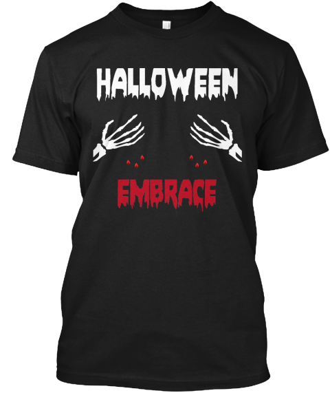 Exclusive Halloween T-shirts! Not Available at Store! Front