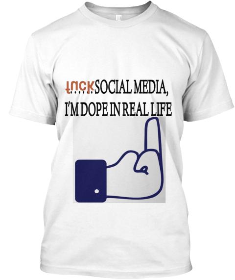 Fuck social media