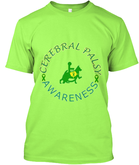 The Cpa Fundraiser Lime T-Shirt Front