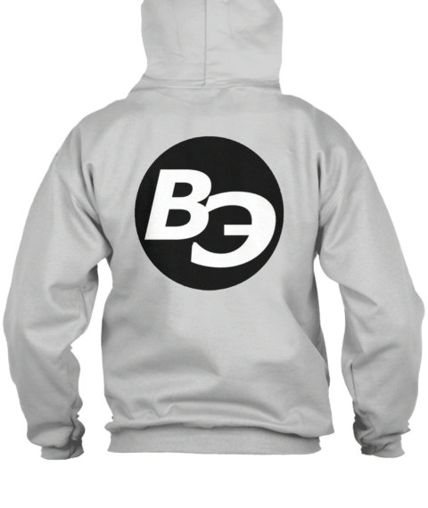 Be Ash Sweatshirt Back