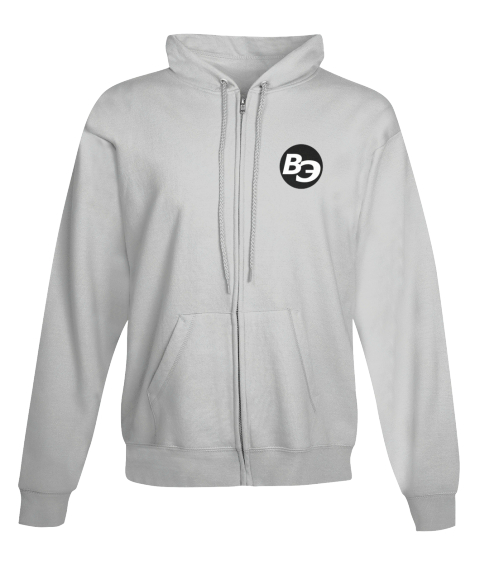 Be Ash Sweatshirt Front