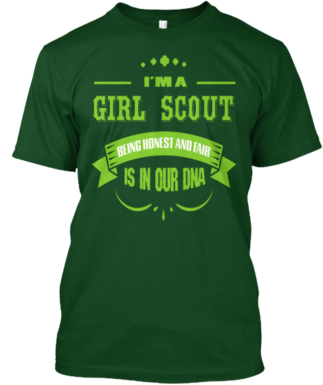 girl scouts t shirts unique girl scouts apparel teespring