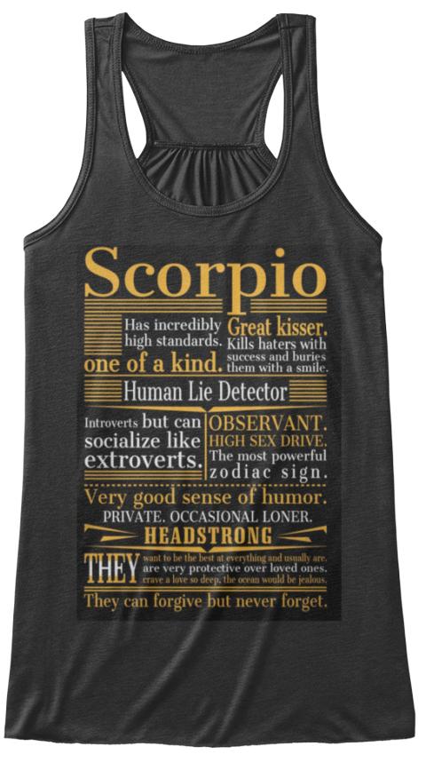 Great Scorpio T Shirts